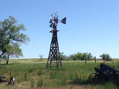 Windmill @ Pawnee NG [Crow Valley Campground]