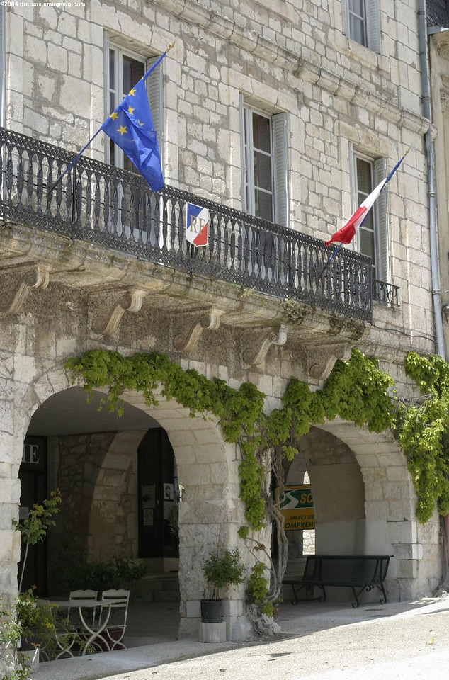 La Mairie, city hall