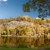 Menomonie River Panoramic at Niagara, WI
