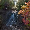 Falls near the Jam Pot Bakery