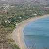 Playas Del Coco:  Coco Beach from north side hill...