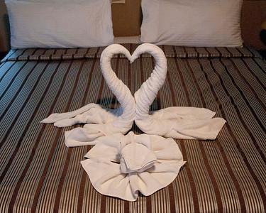 CR: Towel Art
