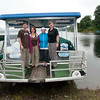 "We had this entire boat to ourselves! <br /> <br /> On the ""road""  from Arenal to Monte Verde, Costa Rica, 2011. Crossing Lake Arenal and then 4x4's to Monte Verde Lodge."