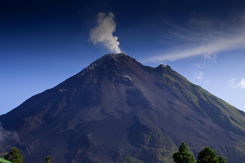 Arenal Valcano
