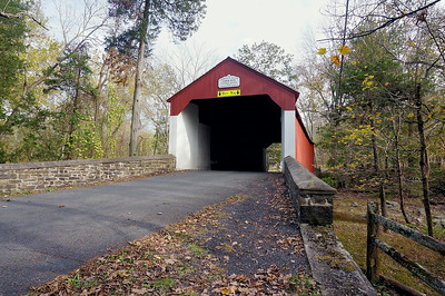 Covered Bridge Bucks County PA
