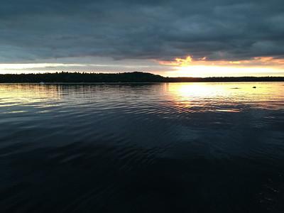 Crane Lake 2014