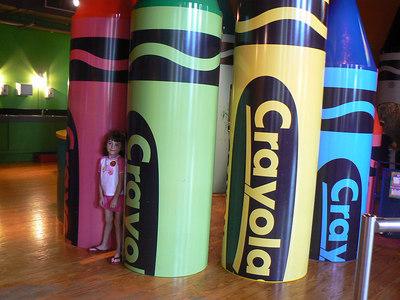 Crayola Factory 6/30/2006