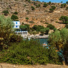 We went for a trip to the south of the island and visitede Loutro.