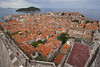 Dubrovnik viewed from the city walls