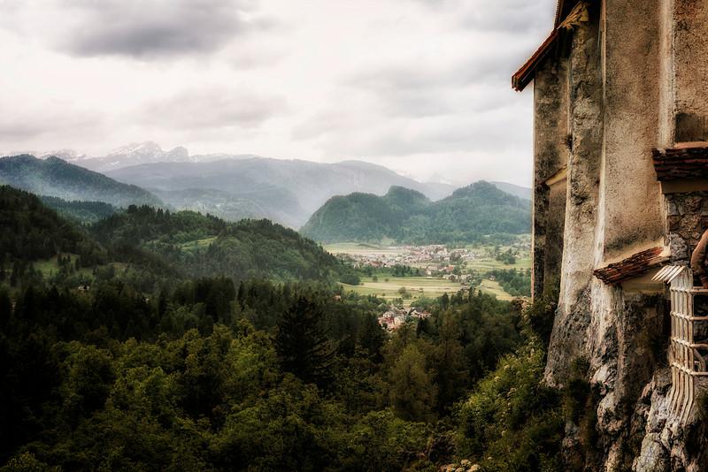 Croatia, landscape,image art