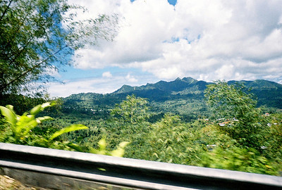 Grenada mountains