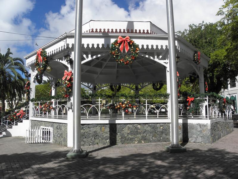 Pavillion at Charlotte Amalie, St  Thomas
