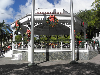 Pavillion at Charlotte Amalie, St  Thomas