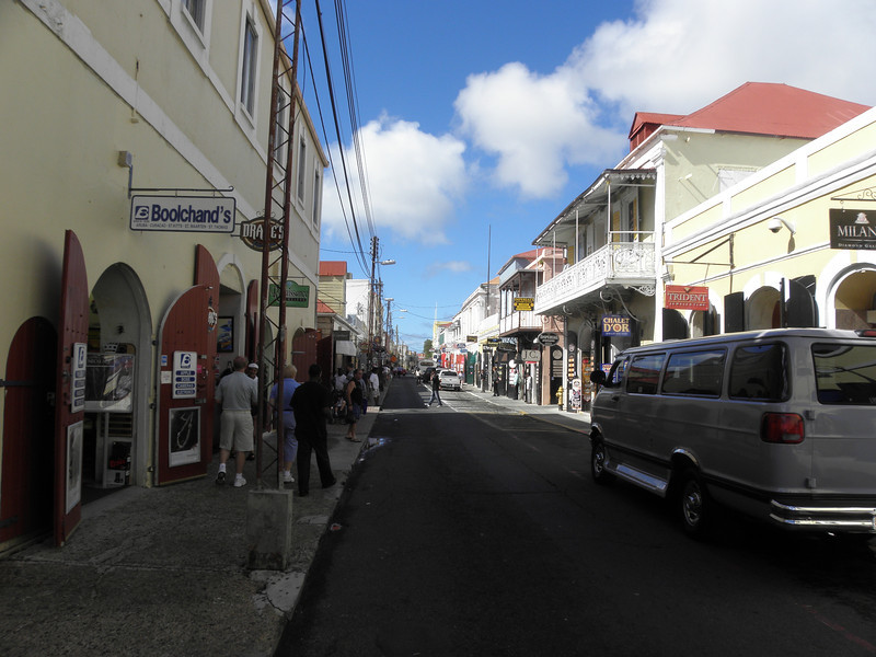 Charlotte Amalie, if only I could find a jewelry shop here