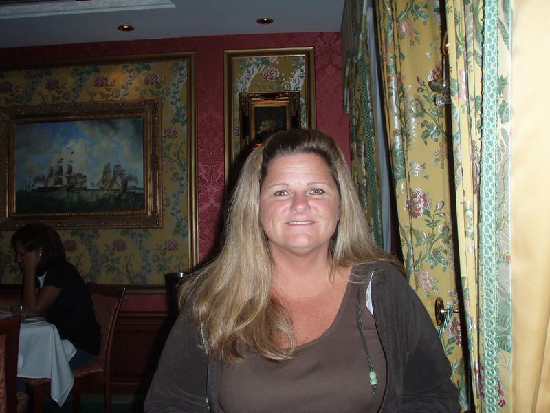 Dinner at Versailles Dining Room
