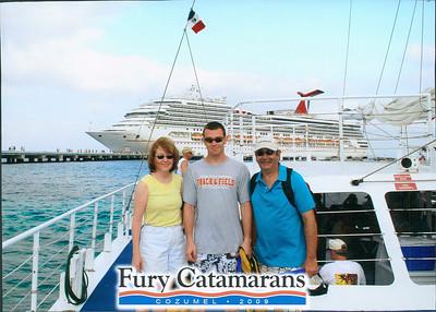 Cruise & Scuba Diving 2009