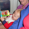 Alex's 1st plane ride