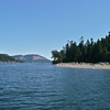 Leaving Pender for Galiano Island