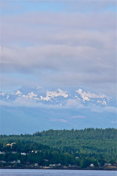 Vancouver Island mtns