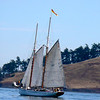 Beautiful Schooner, Speiden Channel
