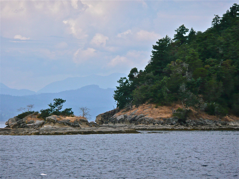 Tent Island, Stuart Channel