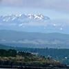 Vancouver Island behind us