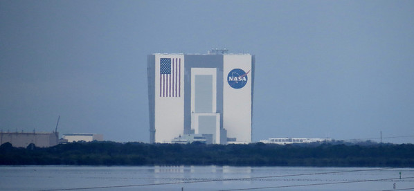 Vehicle Assembly Building at Canaveral