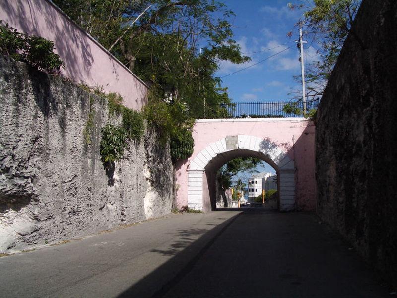 Nassau, Bahamas 8-Jan-2006