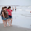 Looking for Shells in Galveston