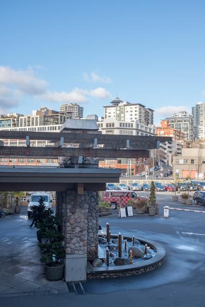 Edgewater Hotel Seattle, WA