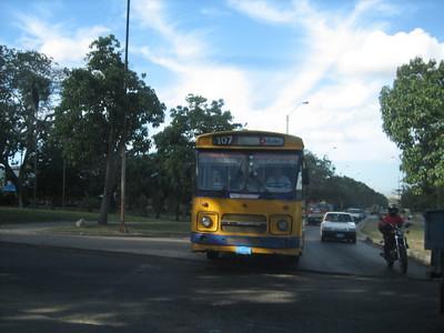 Cuba - Citybuses