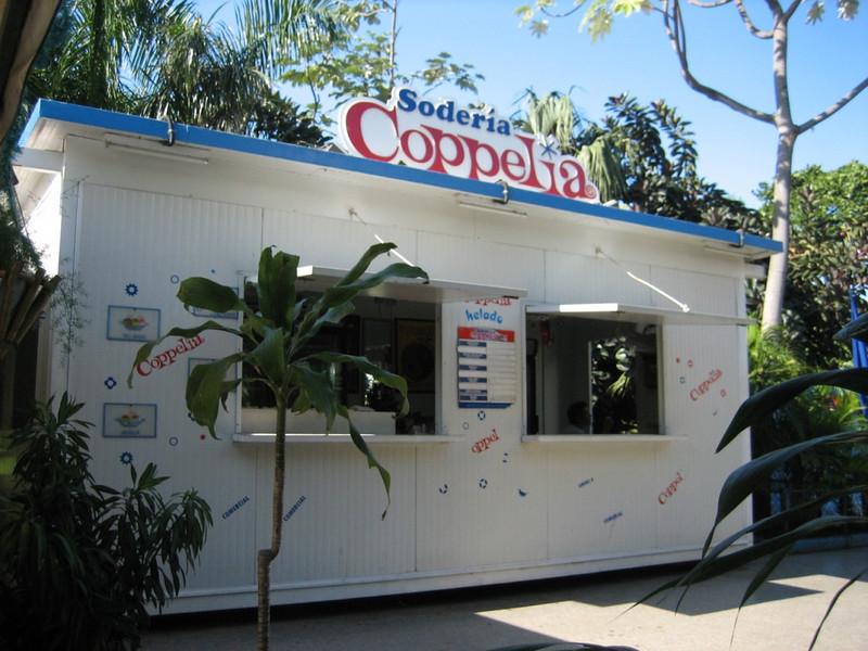 Coppelia ice cream
