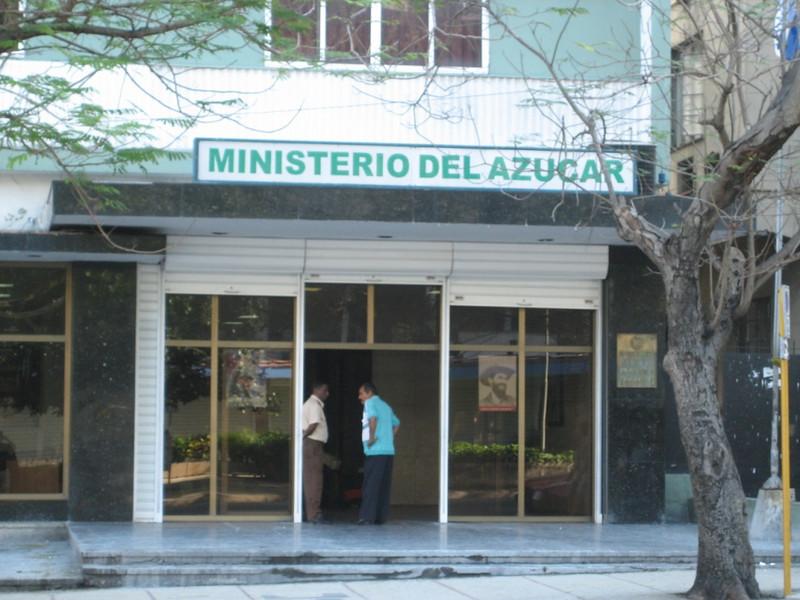 Ministry of Sugar!