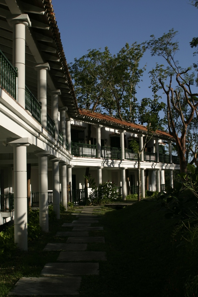 """<a href=""""http://www.cubahotelreservation.com/hotel.asp?hotel_code=sctterhmoka"""">Hotel Moka</a>, beautiful and well placed on a hill inside the trees."""