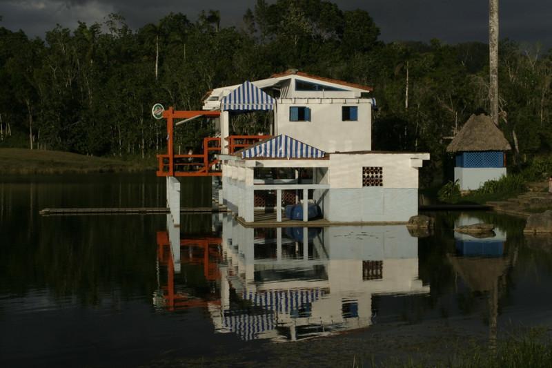 Boat house of Las Terrasas