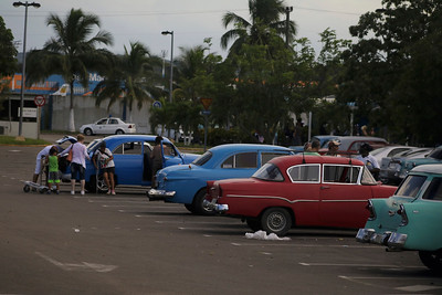 From Parking Lot of Havana Terminal