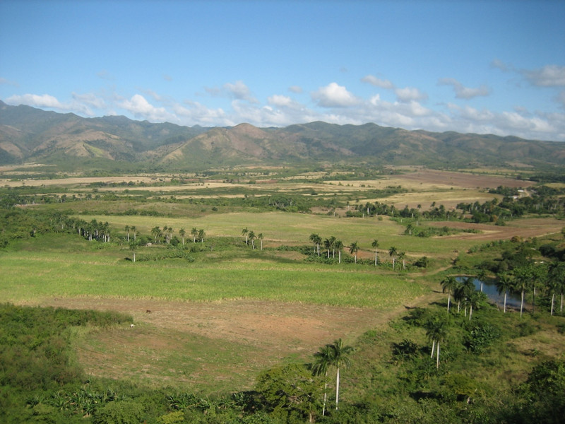 """Valle de los Ingenieros"", the heart of sugar cane in the old age"