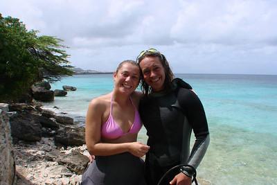 Curacao Scuba Ocean Encounters West Dive Shop, Staff & Dive Sites