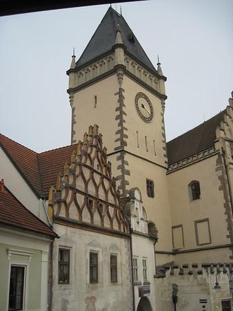 Sept 19 - Baroque Peasant - Cesky Krumlov - Bruce