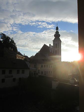 Sept 20 - Blansky Les - Cesky Krumlov - Roberta