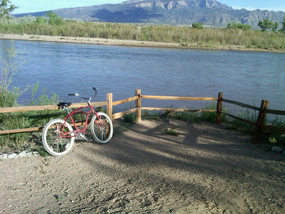 Dad New Mexico May 2012