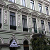 Lovely buildings in Budapest