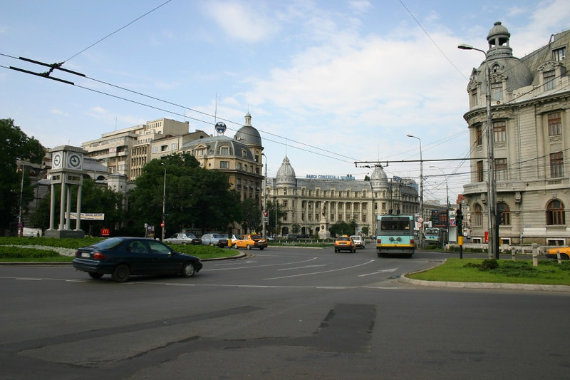 Bucharest, Romania019