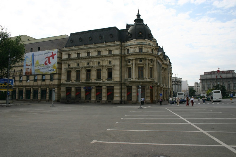 Bucharest, Romania025