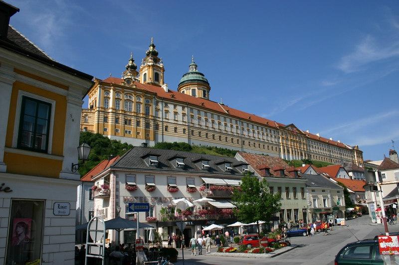 Melk, Austria  014