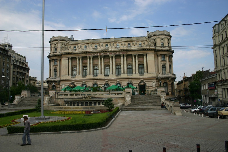 Bucharest, Romania038