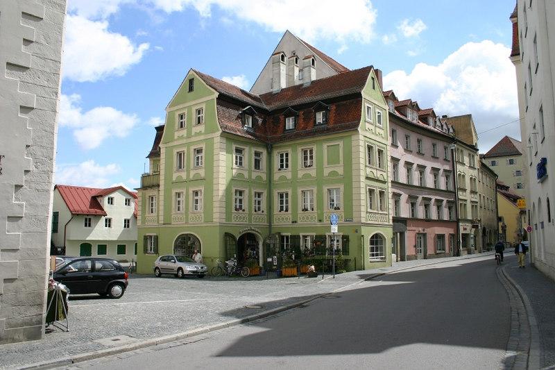 Regensburg, Germany  030