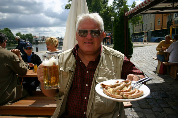 Danube River Cruise- Romania to Germany 2004