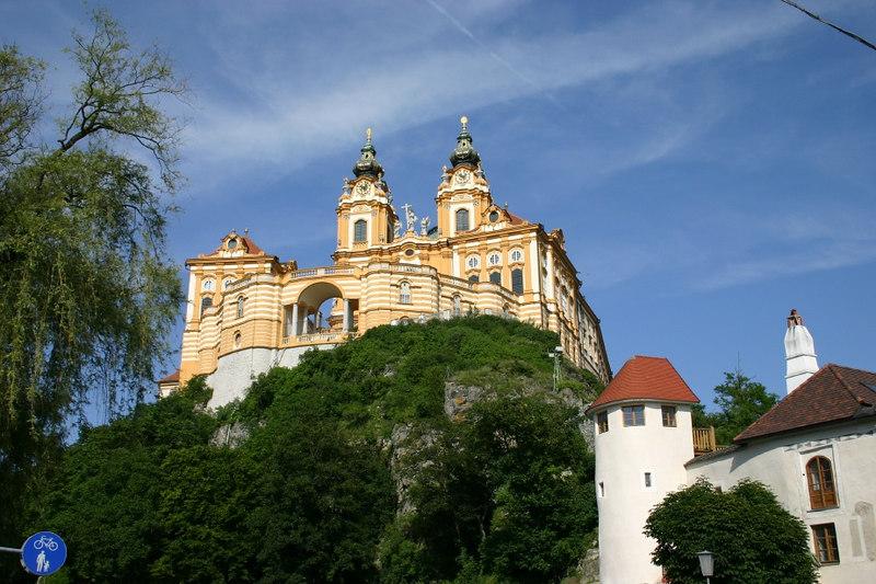 Melk, Austria  019