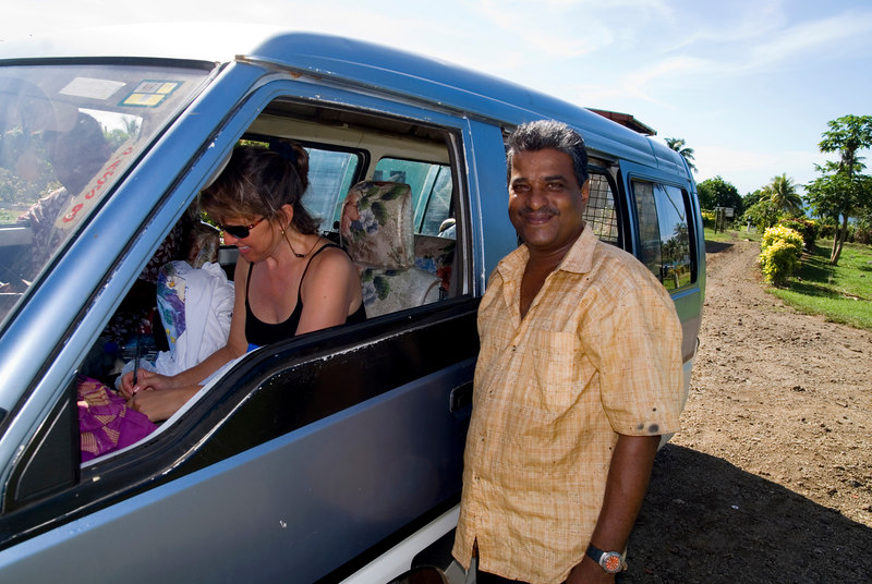 Nand Lal, not only our taxi driver, but he also was invaluable help gathering our legal marriage documents, tour guide and even our chef for a wonderful curry dinner. Vinaka Nand!